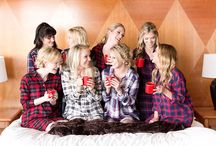 Winter Bachelorette Party Ideas / Just because it's cold outside doesn't mean you can't turn it up at your Bach Bash! Lots of ideas for planning your bachelorette party! Fall is a fantastic time to celebrate your bachelorette or hen party with your gals and we're here to help!