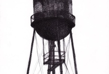 Water towers / by Laurie Baker