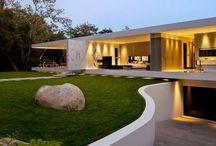 Luxury house room designs / Rooms, decor, pools,