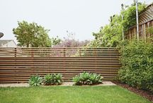 Fence and Garden Roof