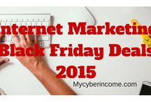 Internet Marketing deals / Get the best Internet marketing deals during black Friday and cyber Monday.Apart from Internet Marketing black Friday deals, you can regular deals on hosting , themes and SEO tools