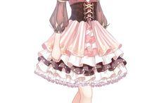 princesse manga
