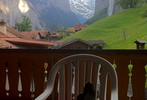 Dreaming of Switzerland / by The Rich Life (on a budget)