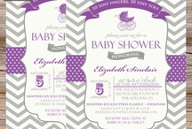 baby shower ideas / by Kristi Comeaux