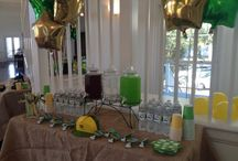 John Deere Themed Birthday Party / John Deer themed birthday party by Billie