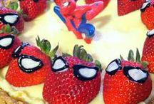 super hero food