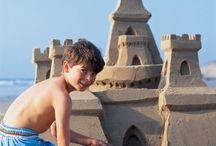 Castelos de Areia | Sandcastle
