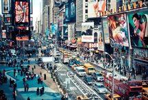 New York City! / by Kimberly Silva