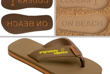 Custom Sole Flip Flops