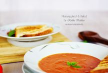 Soup Recipes | Soups / Healthy delicious and filling soup recipes