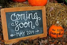 Pregnancy announcements / by Jenna Perri