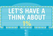 1% More