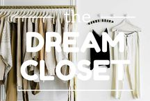 { Closet Envy } / I don't even need a big ring, just give me a huge closet & I will be content with life.