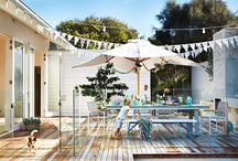 Home - Pool & Deck / by Sabrina Couturier