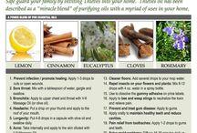Essential Oils / by Stephanie Pilato