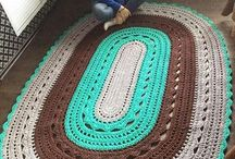 ковёр крючком