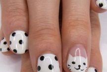 Pomysły na paznokcie ♥