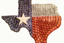 Texas pride / by Ashley Starnes