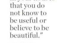 Melissa's Favorite Quotes