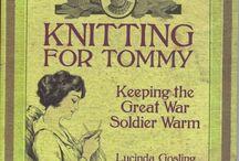 WW1 Knitting