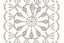 Horgolás-Patchwork