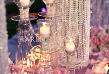 Crystals Are A Brides Best Friend / by Simply Elegant Event & Wedding Design