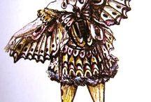 Butterfly - female Lead Dancer