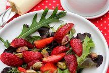 Saláták / Teljes értékű ételek 160g CH IR diétához, gluténmentes, tejmentes, tojásmentes, vegán étrendhez Nóri mindenmentes konyhájából.