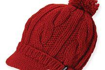 Hat, gloves, scarfs