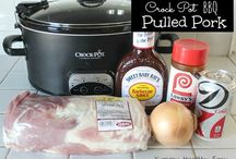 Crock Pot meals / by Sybil Priester-Arballo