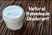 Homemade Personal Hygiene Products