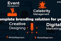 Media Magicians a complete branding workshop.