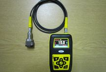 Tritex NDT measuring through a coating / The multigauge 5600 ultrasonic thickness gauge is demonstrated measuring on a bare 15mm test block, then also with a credit card between the probe and test block followed by measurements through a 4mm coating. In each case, the gauge only measures the metal thickness at 15mm. More at http://www.tritexndt.com/product/mg5600-ultrasonic-thickness-meter