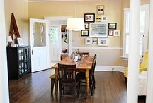 Dining Room Re-Do / by Jennifer McCraw