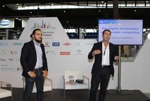 WEON GLASSES, UN INVENTO CON VISIÓN / Santiago Ambit & Ricardo Urías presentaron sus innovadoras gafas interactivas
