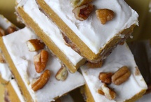 Pumpkin Recipes / Everything pumpkin! From Breakfast to dessert, find all of the best pumpkin recipes here!