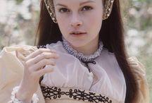 Kostiumy filmowe Elżbietańskie