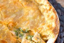 Too many fingers in the {Savoury} pie
