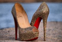 "Shoes / ""Give a girl the right pair of shoes, and she will conquer the World"""