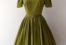 (vintage)dress