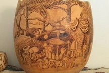 woodburning / by Pollywog's Treasures