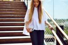 Get the look by kristina bazan