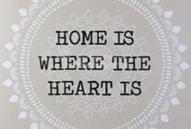 Huisjes / Alles met huis en home