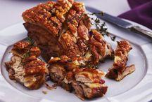 Recepten varkensvlees