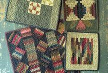 Quilts: Miniature / by Eddi Miglavs