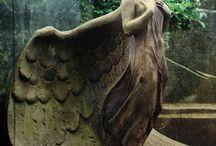 esculturas archangelo