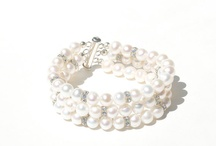 Pretty in Pearls / by AJ Designs