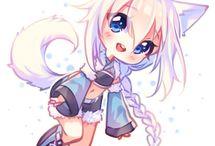 ~Anime/Chibi Arts~