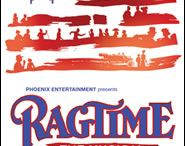 Ragtime - May 24 - June 5, '16 / RAGTIME is presented by Dallas Summer Musicals May 24-June 5, 2016 at Music Hall at Fair Park. http://www.dallassummermusicals.org/shows_ragtime.shtm / by Dallas Summer Musicals