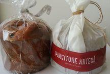 Productos artesanos / Turrones, panetton, stollen